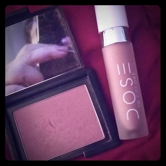 NARS Other - Lip gloss and blush bundle